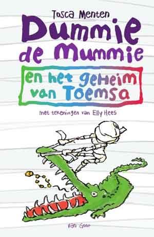 Tosca Menten Dummie de Mummie en het geheim van Toemsa Recensie