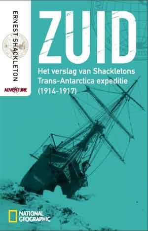 Ernest Shackleton Zuid Beroemde Antarctica Boeken