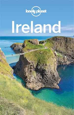 Lonely Planet Ireland Ierland Reisgids