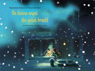 Marianne Busser Ron Schroder De kleine engel die geluk bracht