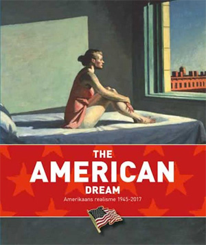 The American Dream Boek Amerikaanse Kunst