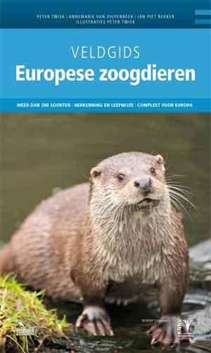 KNNV Veldgids Europese Zoogdieren