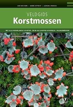 KNNV Veldgids Korstmossen Recensie