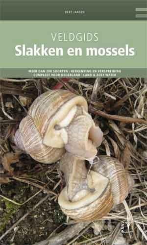 KNNV Veldgids Slakken en Mossels