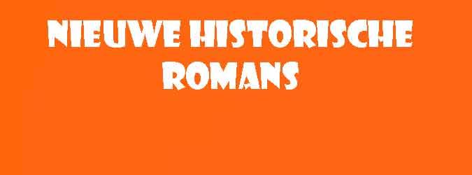 Nieuwe Historische Romans Tips