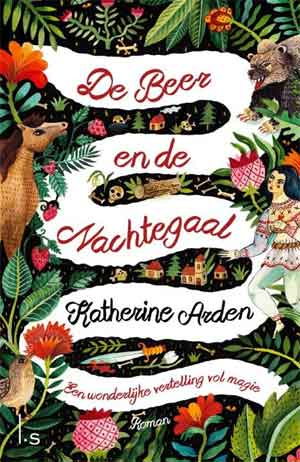Katherine Arden De beer en de nachtegaal Recensie