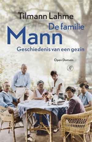 Tilmann Lahme De familie Mann Recensie ★★★★★