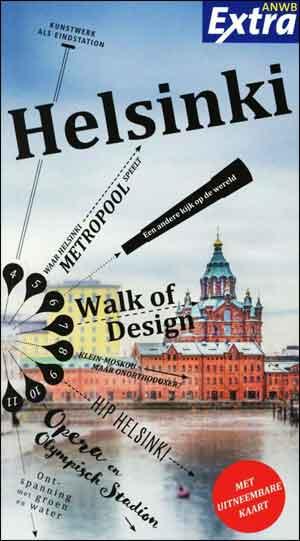 ANWB Reisgids Helsinki