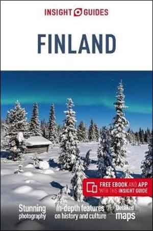 Insight Guides Finland Reisgids met Gratis Ebook