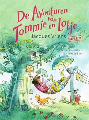 Jacques Vriens De avonturen van Tommie en Lotje 2