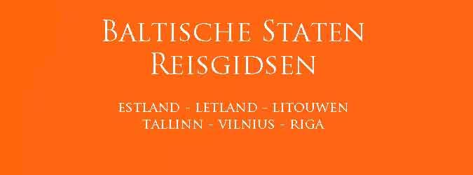 Baltische Staten Reisgidsen Estland Letland Litouwen