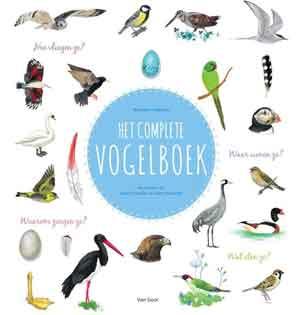 Het complete vogelboek voor kinderen