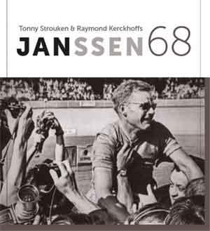 Janssen 68 Boek Jan Janssen Fotoboek