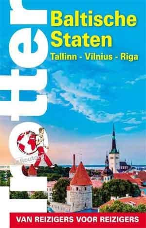 Trotter Baltische Staten Reisgids Tallinn Vilnius Riga