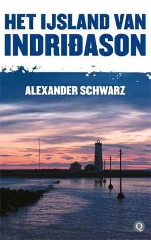 Alexander Schwartz Het land van Indridason Recensie