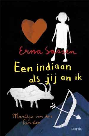 Erna Sassen Een indiaan als jij en ik Recensie