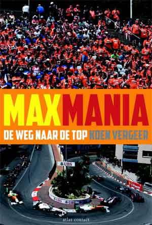 Koen Vergeer MaxMania Recensie Boek over Max Verstappen