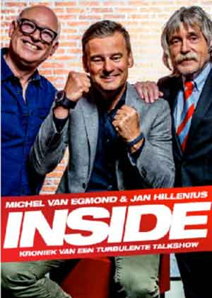 Michel van Egmond Inside Boek over Voetbal Inside