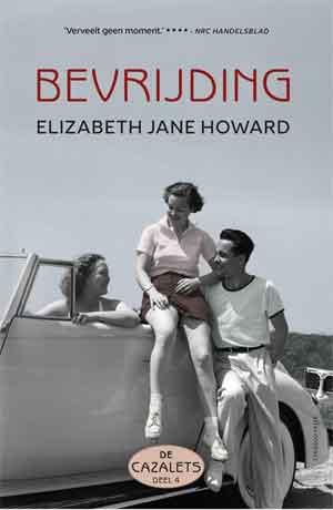 Elizabeth Jane Howard Bevrijding Recensie Cazalets 4