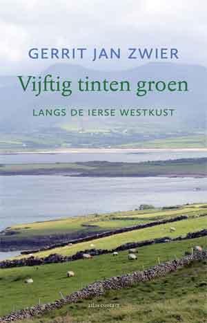 Gerrit Jan Zwier Vijftig tinten groen Ierland Reisverhalen Recensie