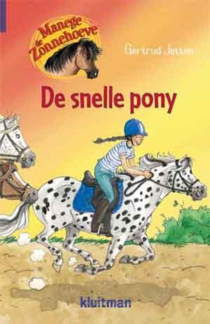 Gertrud Jetten De snelle pony Recensie Waardering en Informatie