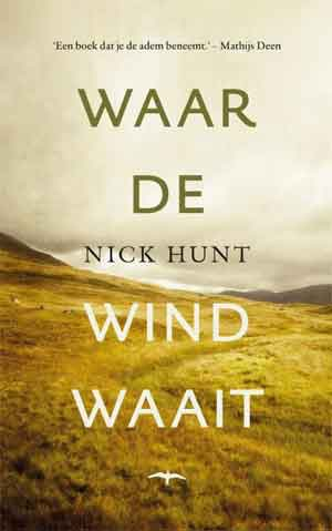 Nick Hunt Waad de wind waait Recensie