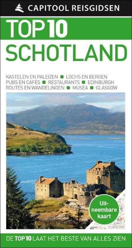Capitool Reisgids Schotland Top 10