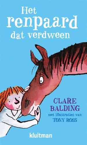 Claire Balding Het renpaard dat verdween Recensie
