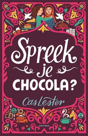 Cas Lester Spreek je chocola Recensie