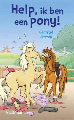 Gertrud Jetten Help ik ben een pony Recensie