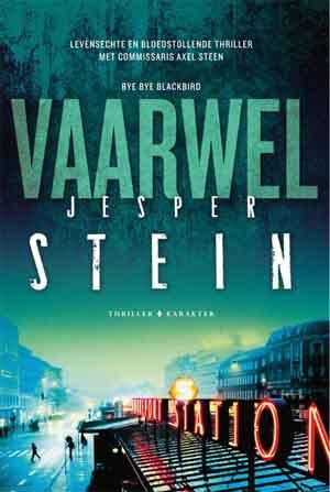 Jesper Stein Vaarwel Recensie Deense Thriller