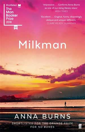 Anna Burns Milkman Winnaar Man Booker Prize 2018