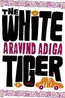 Aravind Adiga The White Tiger Beste Boeken uit 2008