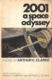Arthur C. Clarke 2001 A Space Odyssey
