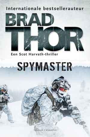 Brad Thor Spymaster Scot Harvath thriller