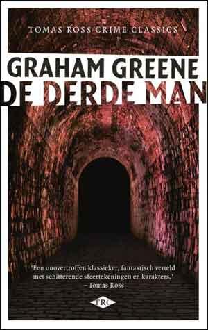 Graham Greene De derde man Roman uit 1949