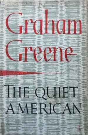 Graham Greene The Quiet American Beste Boeken uit 1955
