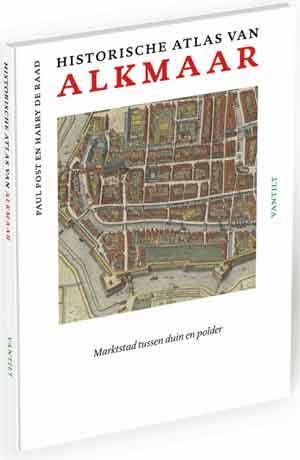 Historische Atlas van Alkmaar