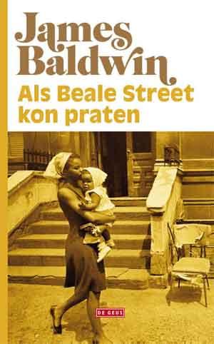 James Baldwin Als Beale Street kon praten Beste Boeken uit 1974