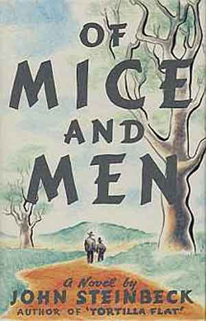John Steinbeck Of Mice and Men Beste Boeken uit 1937