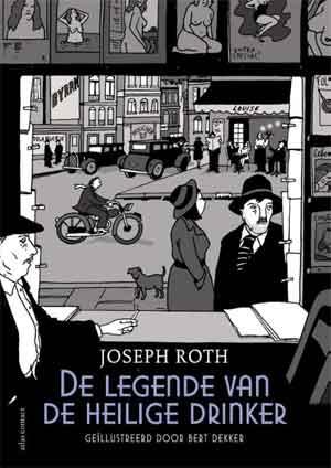 Joseph Roth De legende van de heilige drinker Beste Boeken uit 1939