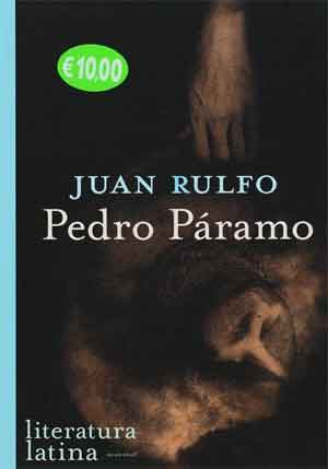 Juan Rulfo Pedro Páramo Mexicaanse Roman uit 1955