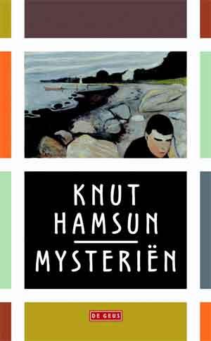 Knut Hamsum MysterienRoman uit 1892
