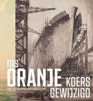 MS Oranje Koers gewijzigd Recensie boek