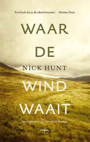 Nick Hunt Waar de wind waait Recensie
