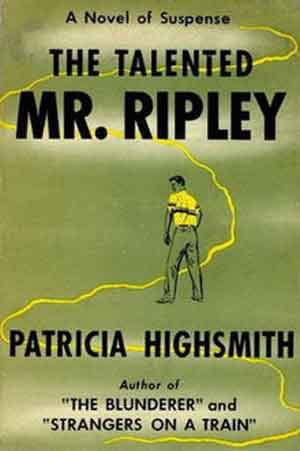 Patricia Highsmith The Talented Mr. Ripley