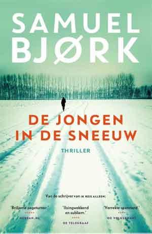 Samuel Bjørk De jongen in de sneeuw