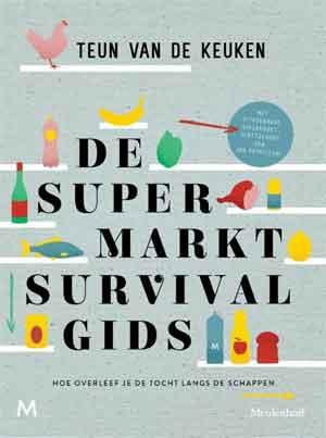 Teun van der Keuken De supermarktsurvivalgids Recensie