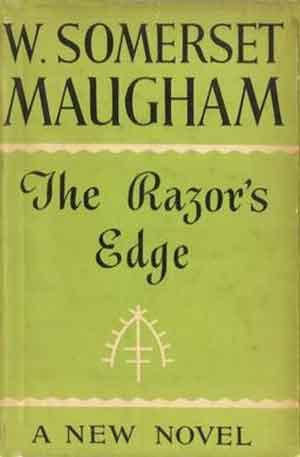 W. Somerset Maugham The Razor's Edge Roman uit 1944
