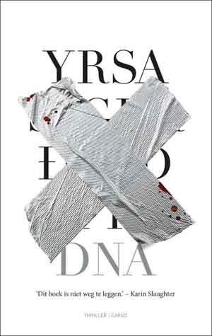 Yrsa Sigurðardóttir DNA Recensie
